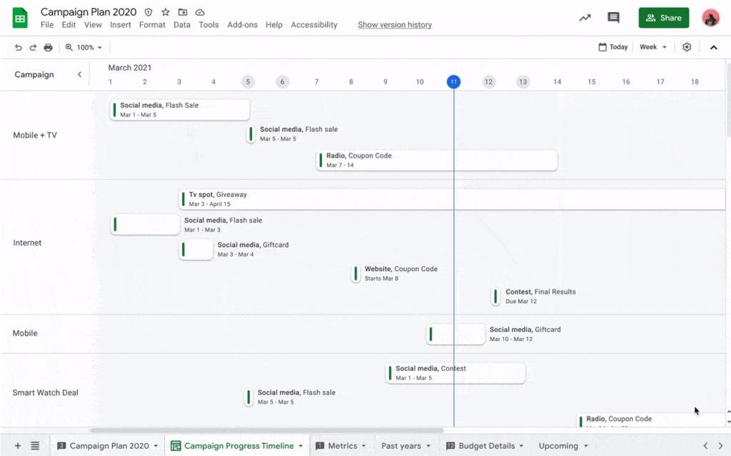 sheets-timeline-google-workspace